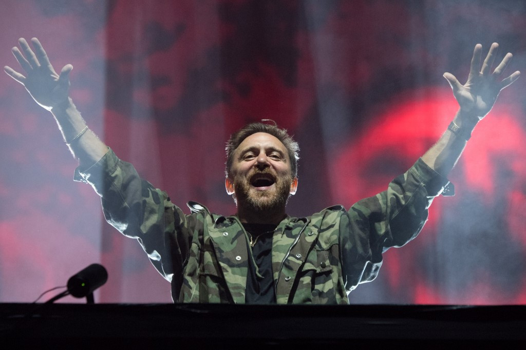 David Guetta DJ set brought to homes by augmented reality