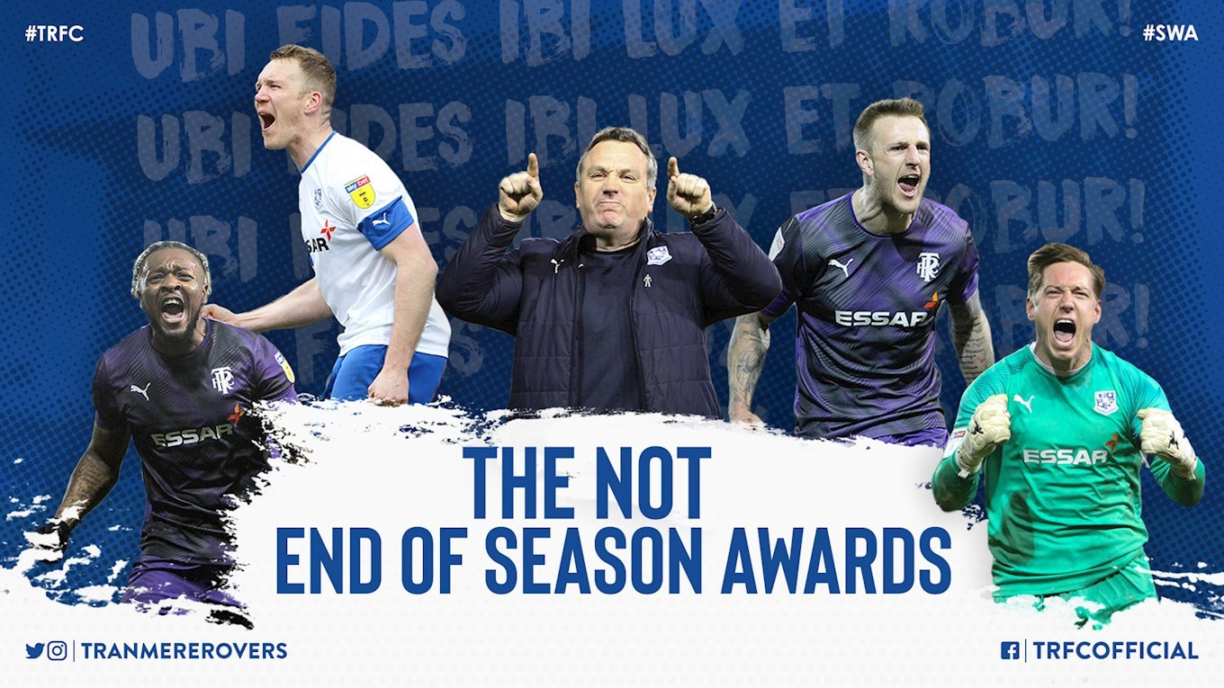 Tranmere Rovers praise contribution of Indonesian partners during 'Not End of Season Awards'
