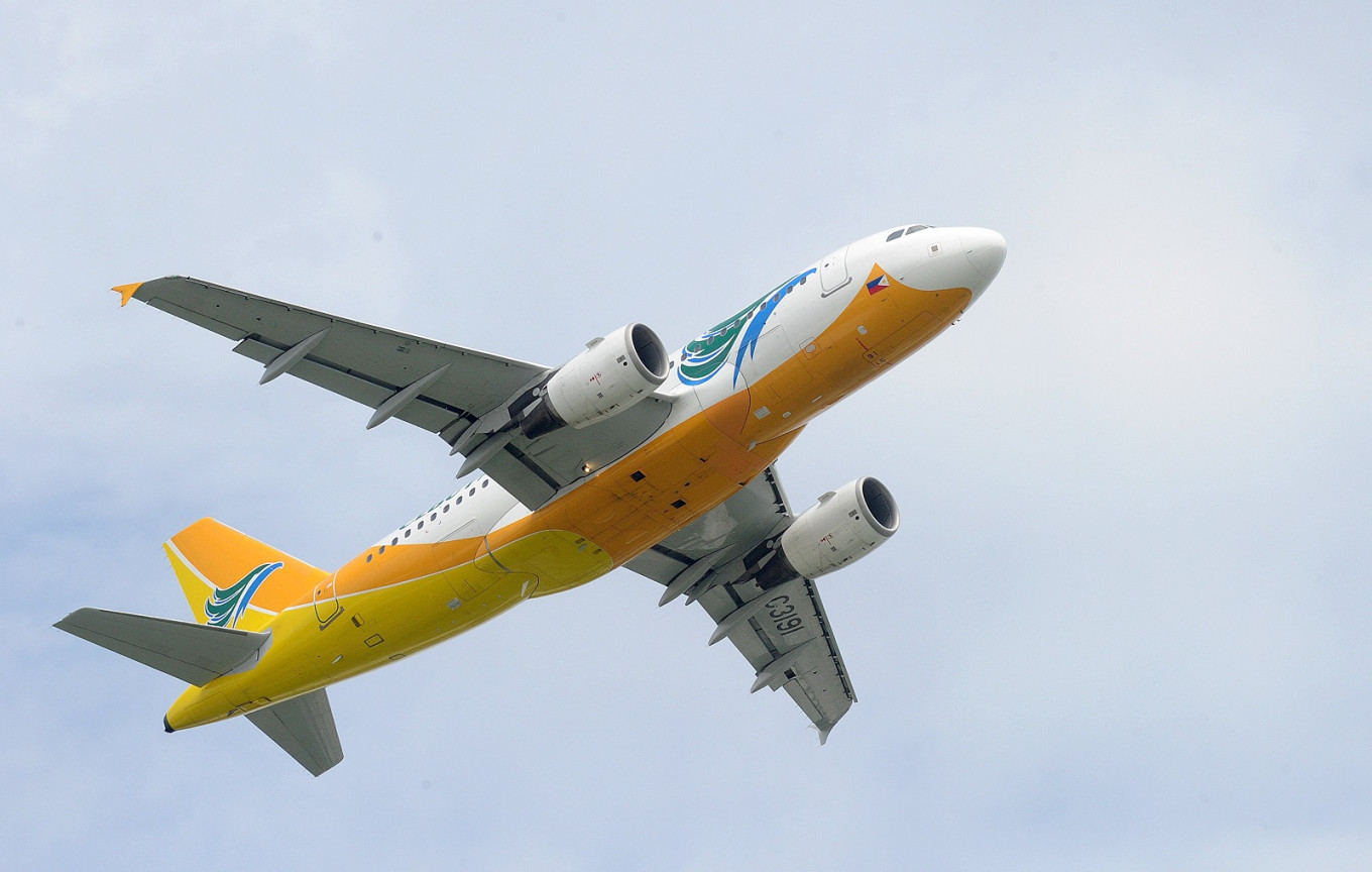 Cebu Pacific Resumes Some Domestic Flights On June 2 News The Jakarta Post
