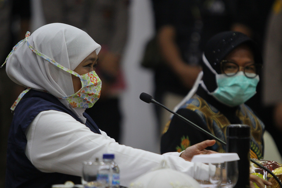 New COVID-19 epicenter East Java has among the lowest testing rates in Indonesia: Health Ministry