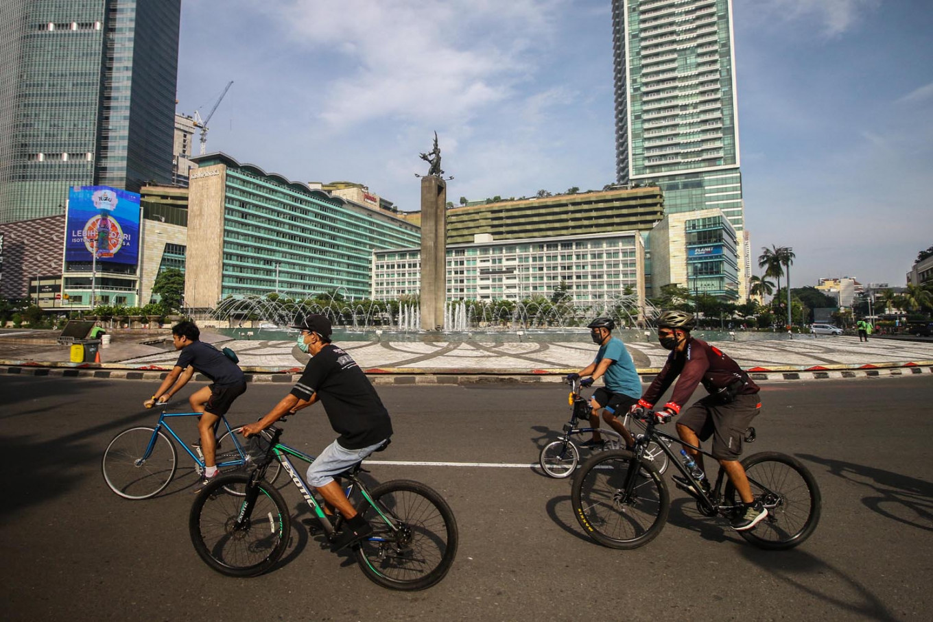 Car Free Day to return Sunday for outdoor exercise only