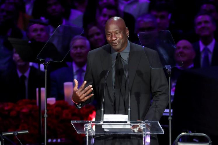 NBA great Michael Jordan speaks out on death of George Floyd: 'We have had enough'