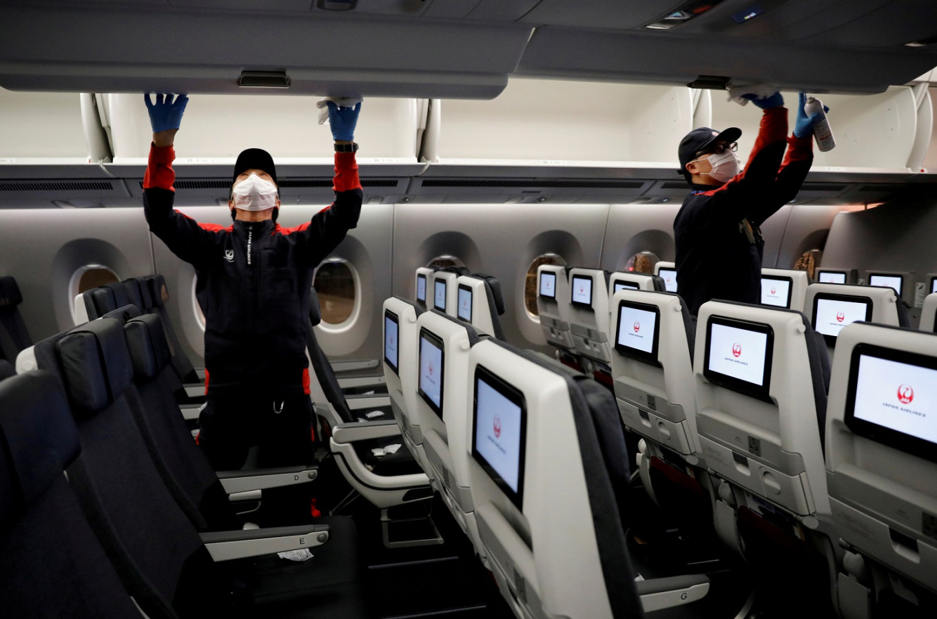 Another Japanese airline removes passenger refusing to wear face mask