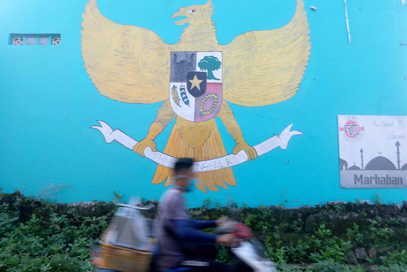 Govt proposes new bill on state ideology agency, delays controversial bill on Pancasila