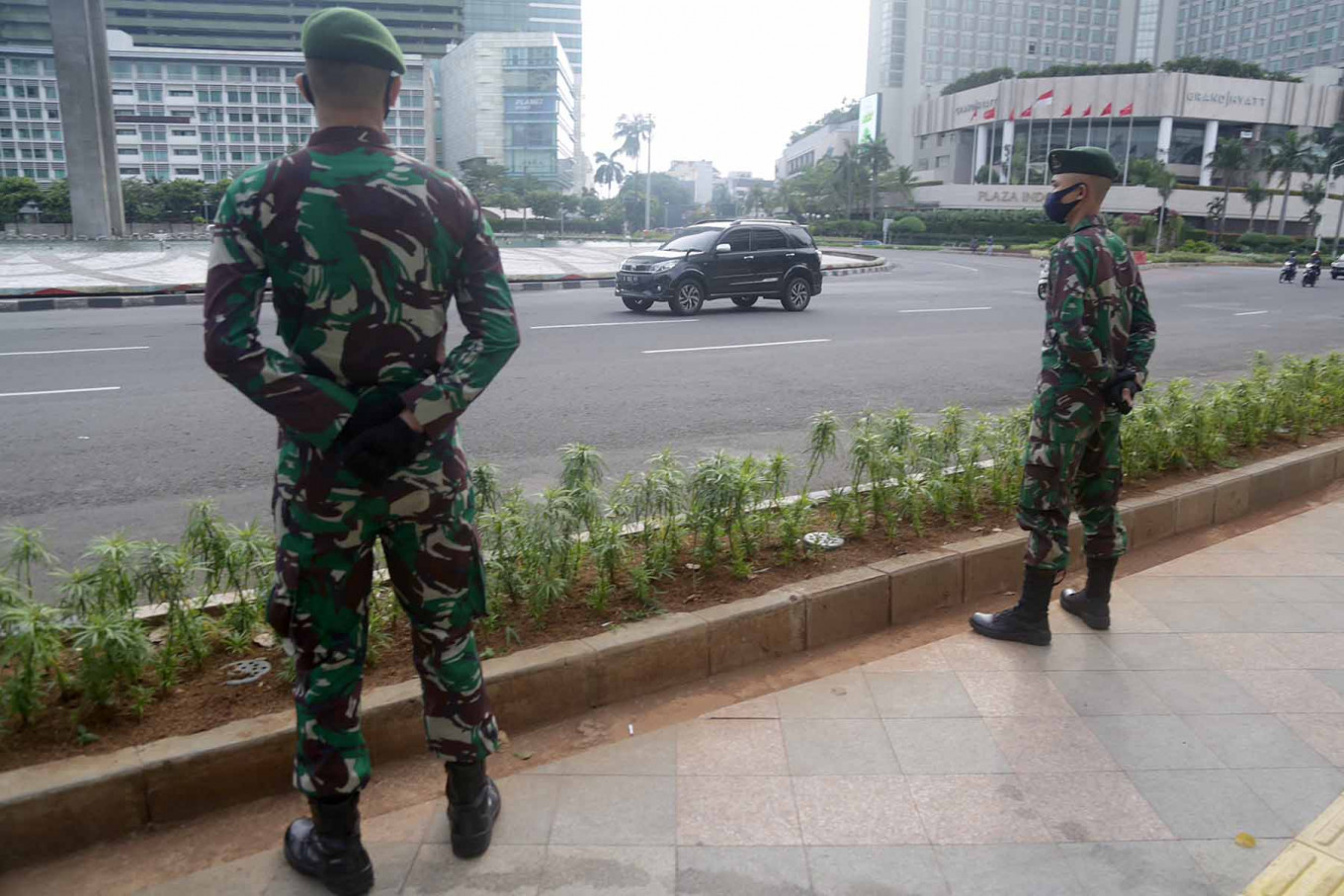 All COVID-19 patients in W. Java military academy have recovered: TNI