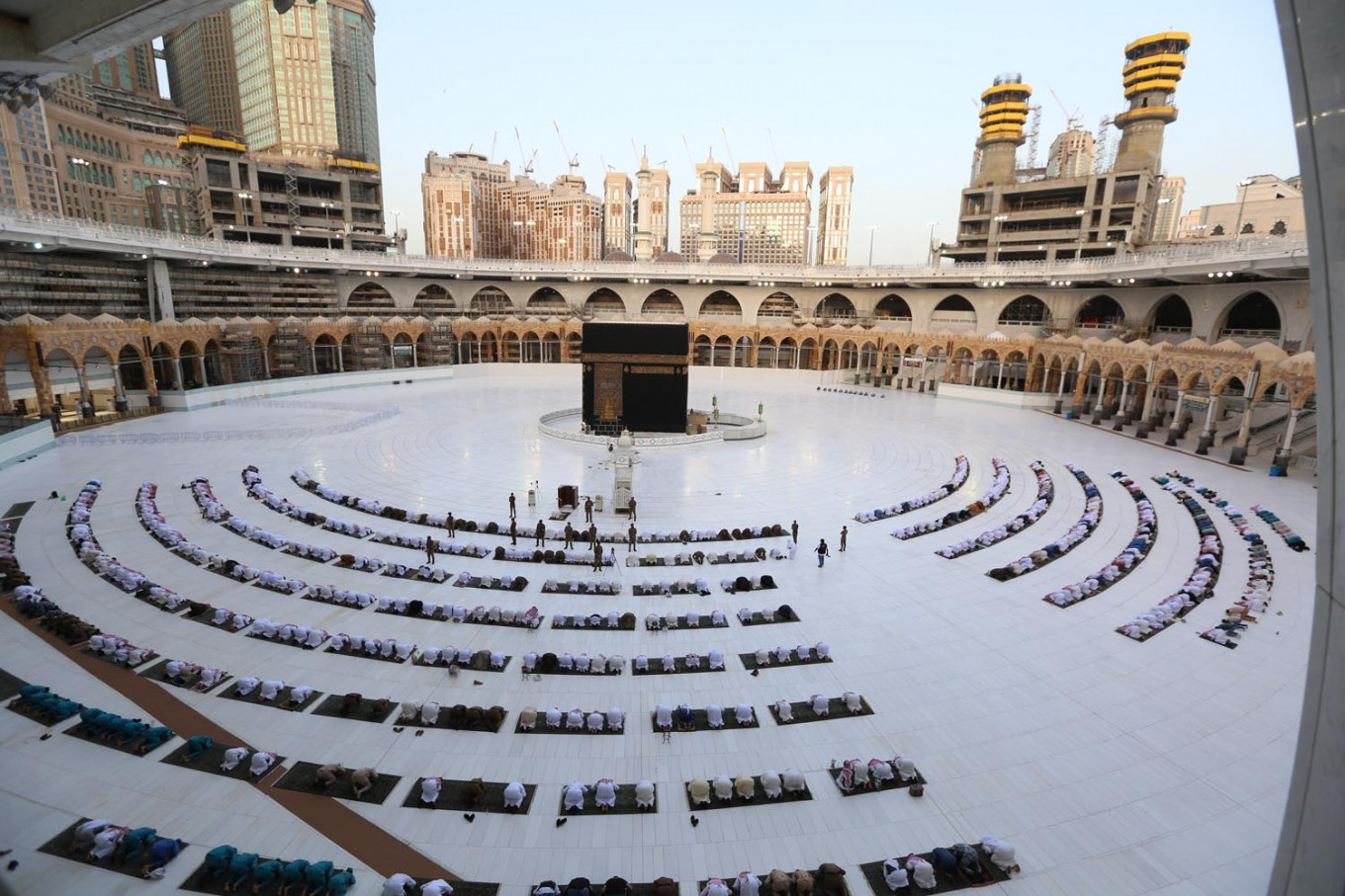 Malaysia pulls out of Mecca pilgrimage due to virus