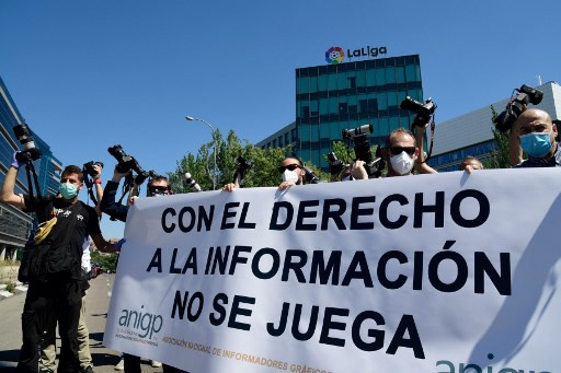 La Liga's new reality to bring optimism, discomfort