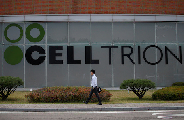 S. Korea expects human trials of Celltrion's potential COVID-19 treatment in Europe