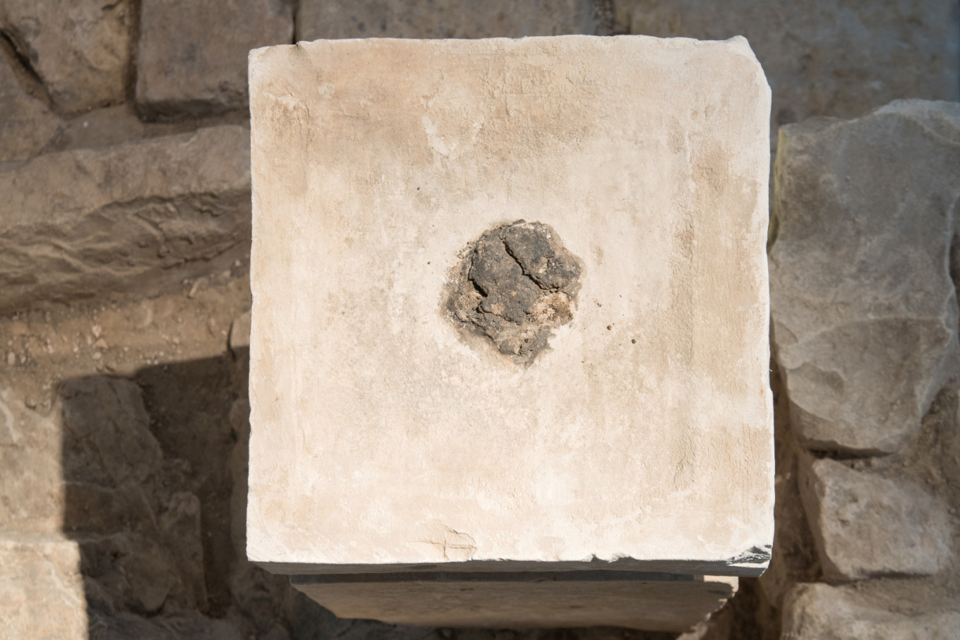 Holy smoke, researchers say cannabis used in ancient Israelite shrine
