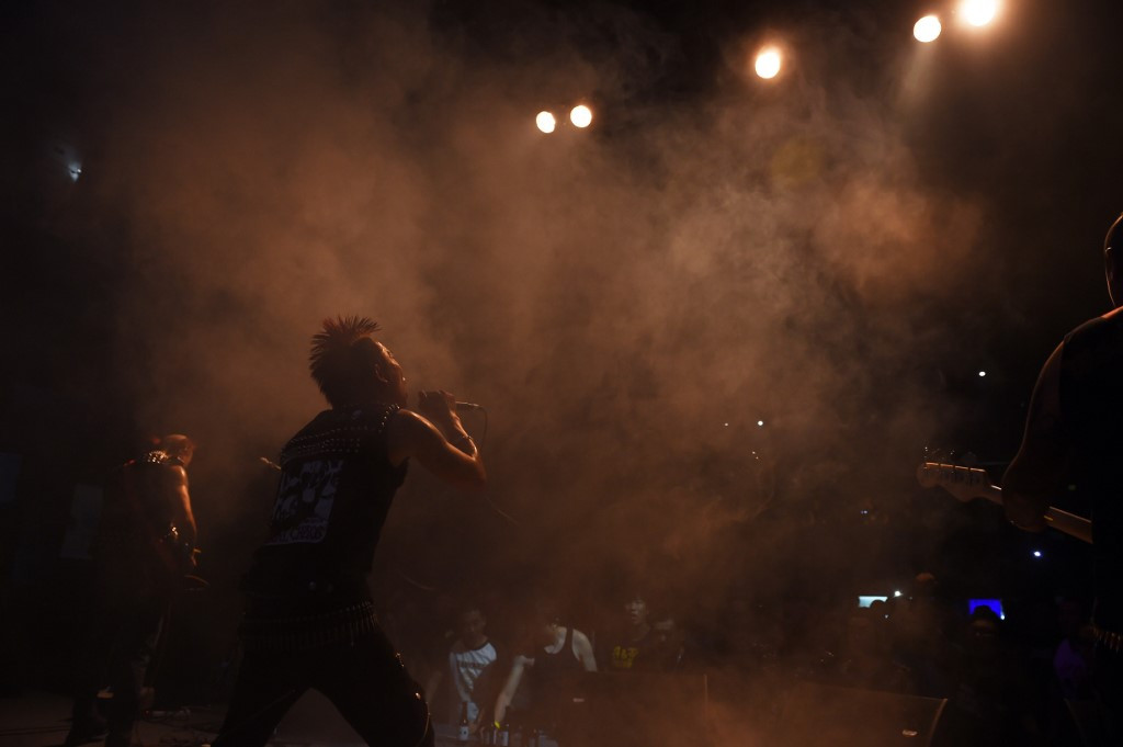 Wuhan calling: China's punk capital loses its voice under lockdown