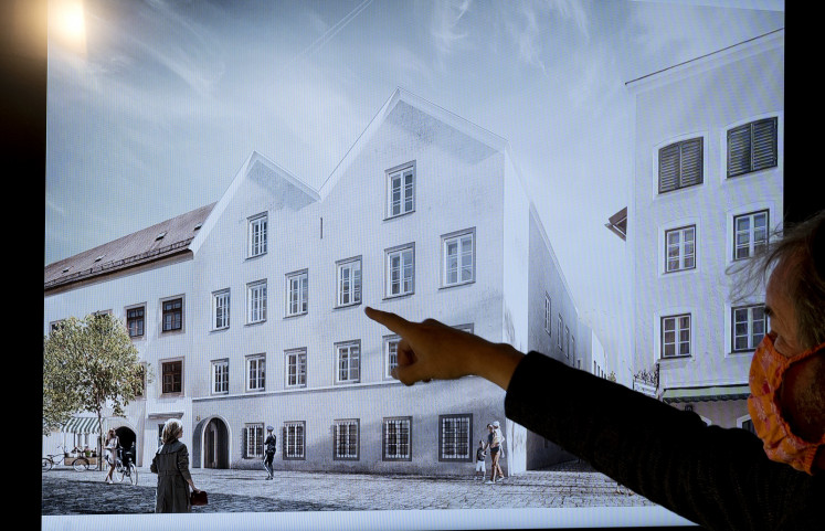 Hitler's birthplace to be 'neutralized' with redesign