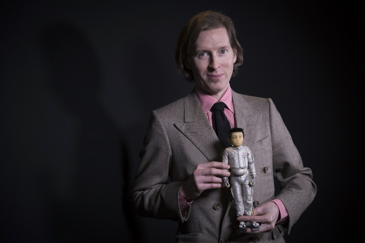 WesAnderson, Pixar movies among Cannes would-be highlights