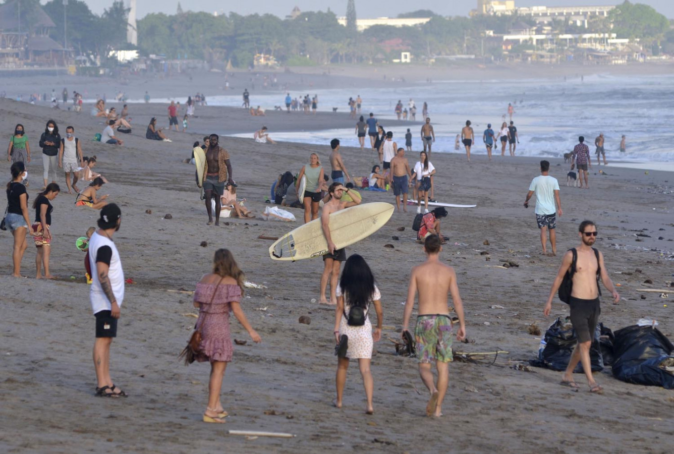 Government won't open Bali yet: COVID-19 task force