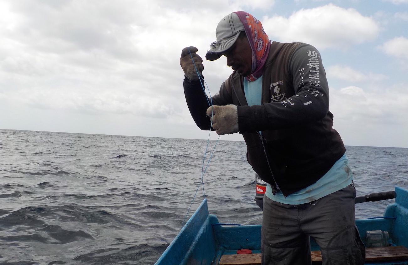 Buru Island fishermen given prestigious certificate for sustainable fishing
