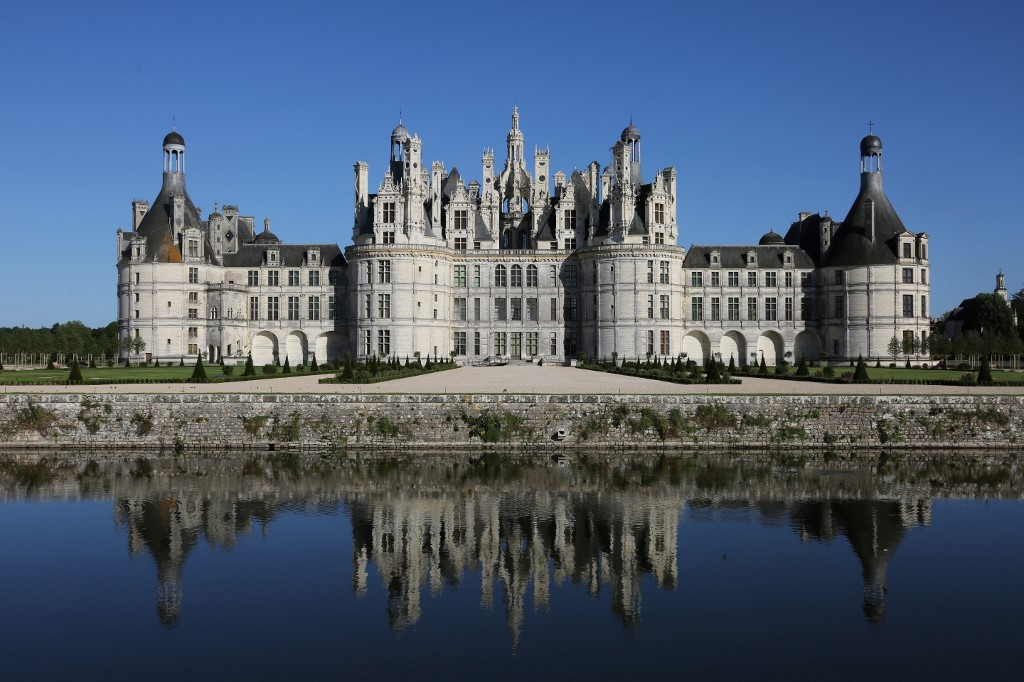 Renaissance in France's Loire Valley: 'Rebirth' for Chambord castle