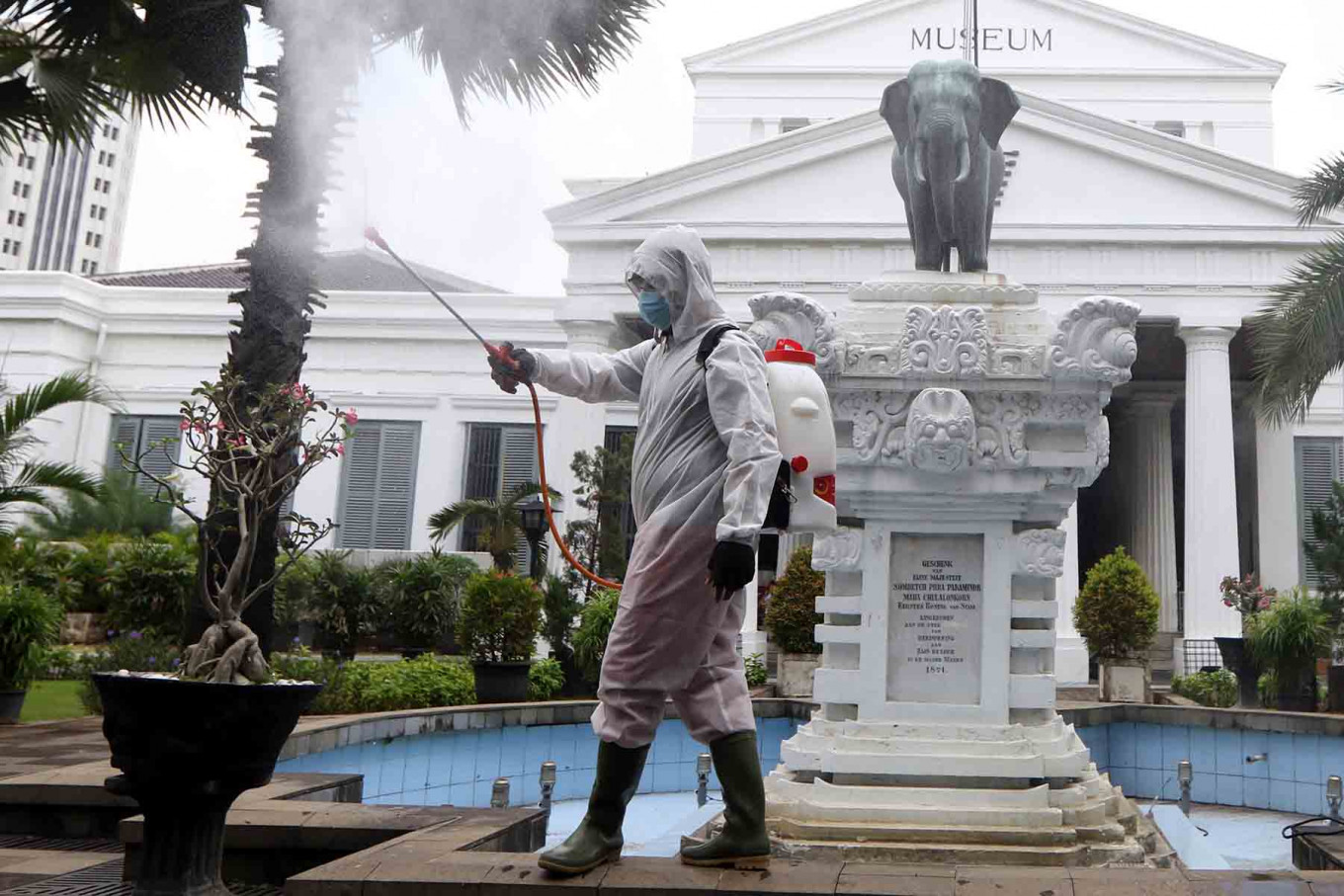 Museums slowly back in business as Jakarta eases restrictions