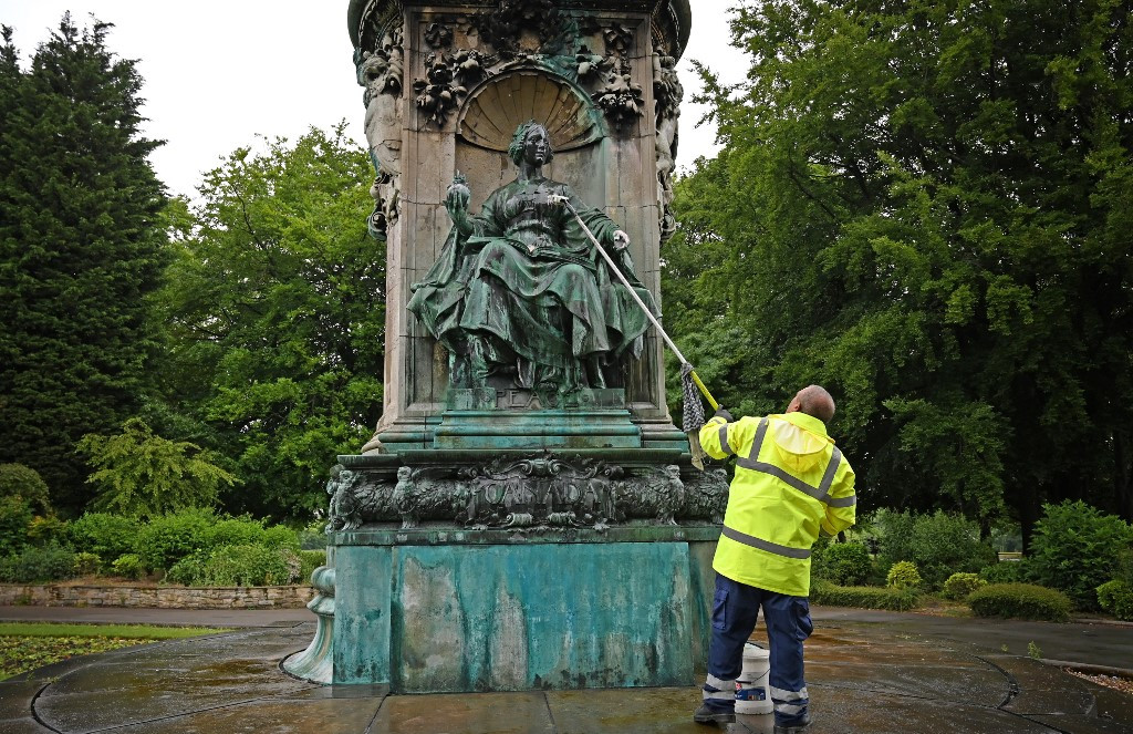 Statues are just the start – the UK is peppered with slavery heritage