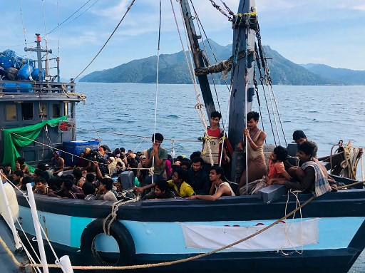 'Totally shameful': Outrage as ASEAN nations abandon Rohingya boat people