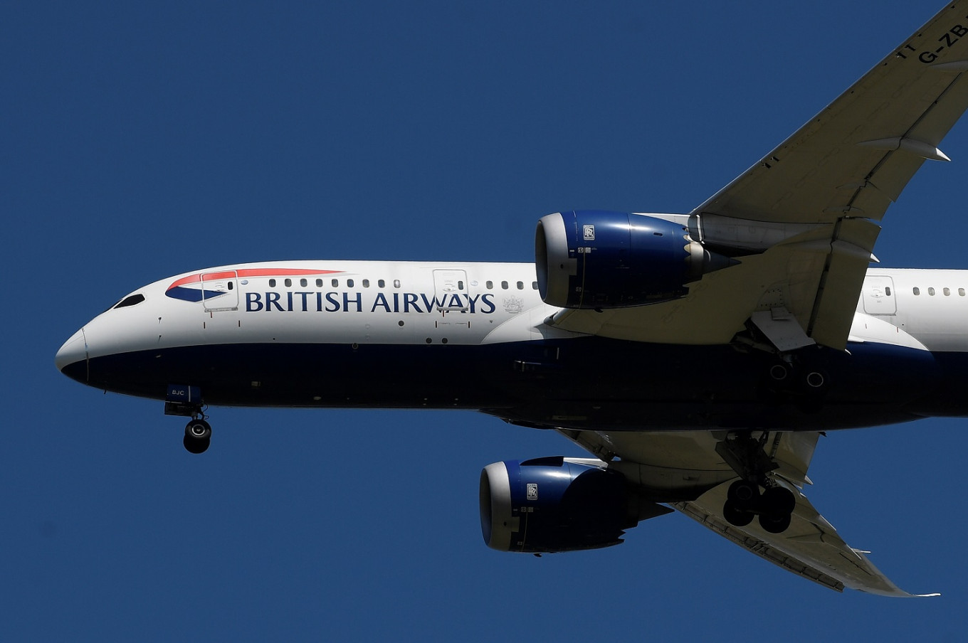 New idea for your Santa list? Crockery, slippers or trolleys from British Airways