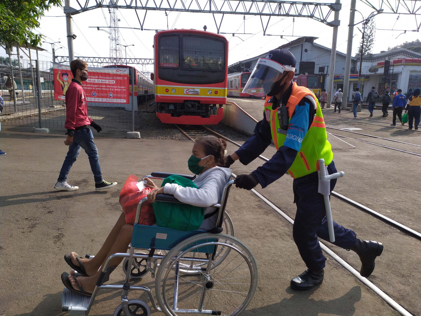 People with disabilities demand access to information, basic rights during pandemic