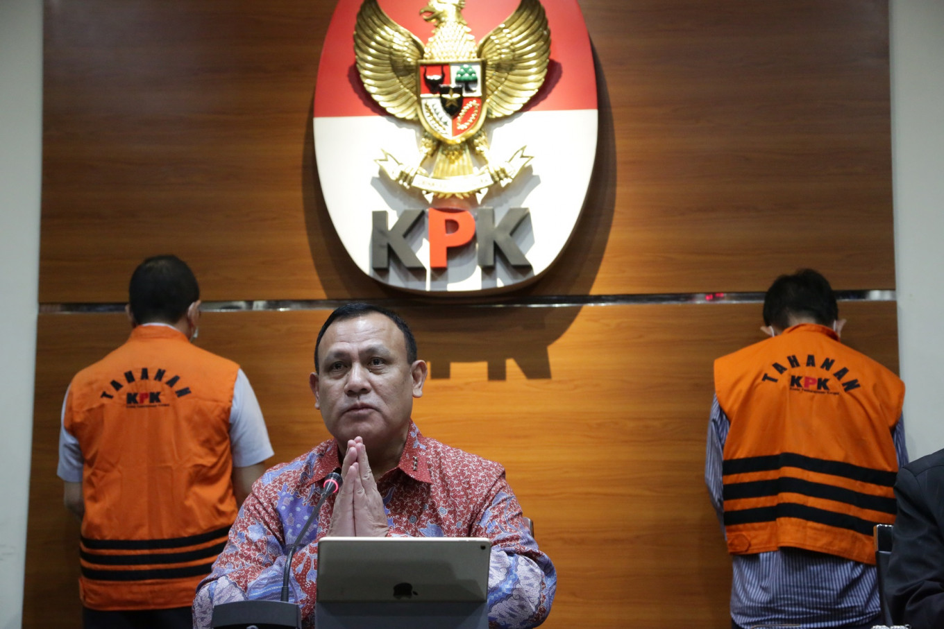 Watchdogs' grim report says KPK has 'lost public trust' in six months under Firli