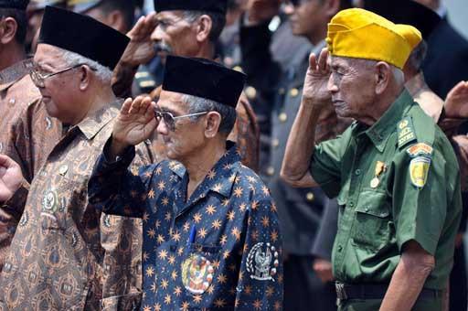 Government still not meeting welfare needs of veterans: Kompas survey