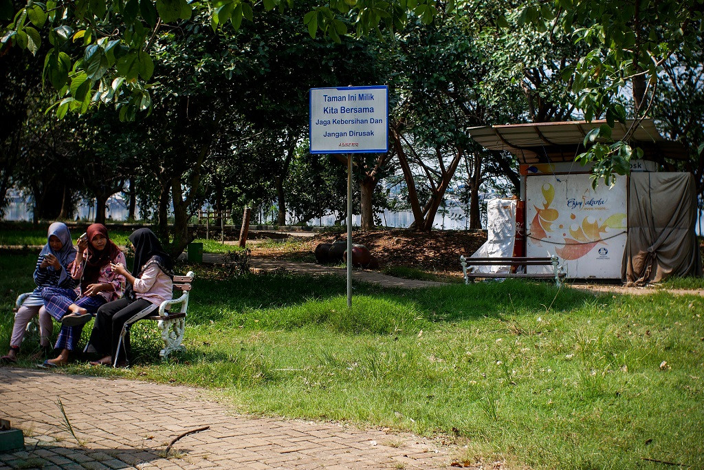 Jakarta to gradually reopen green spaces starting Saturday