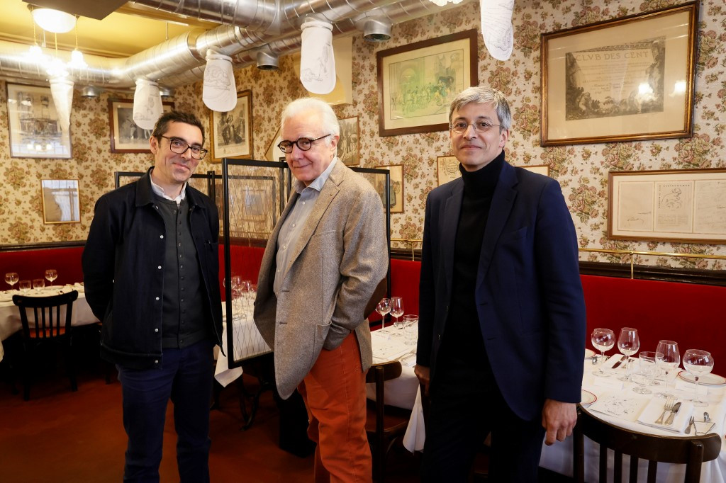 Star French chef comes up with 'COVID-safe' restaurant