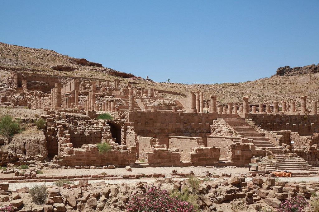 Ancient Petra a ghost town as pandemic hits Jordan tourism