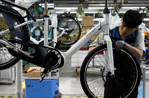 Taiwan pedals faster to meet global pandemic demand for bikes