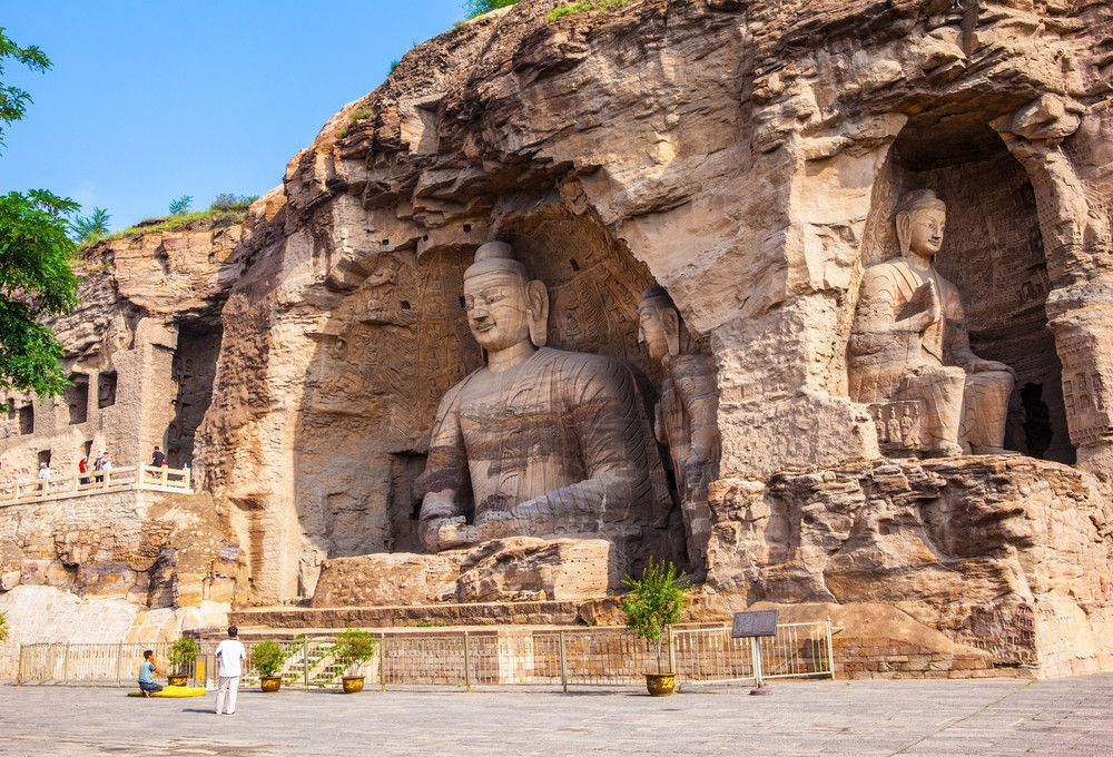 3D printing brings ancient Yungang Grottoes to world