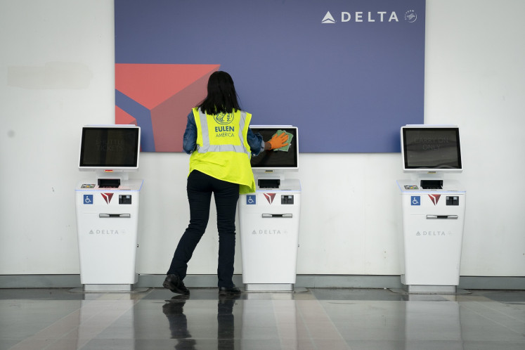 Italy to launch first Europe-US 'virus-free' flights