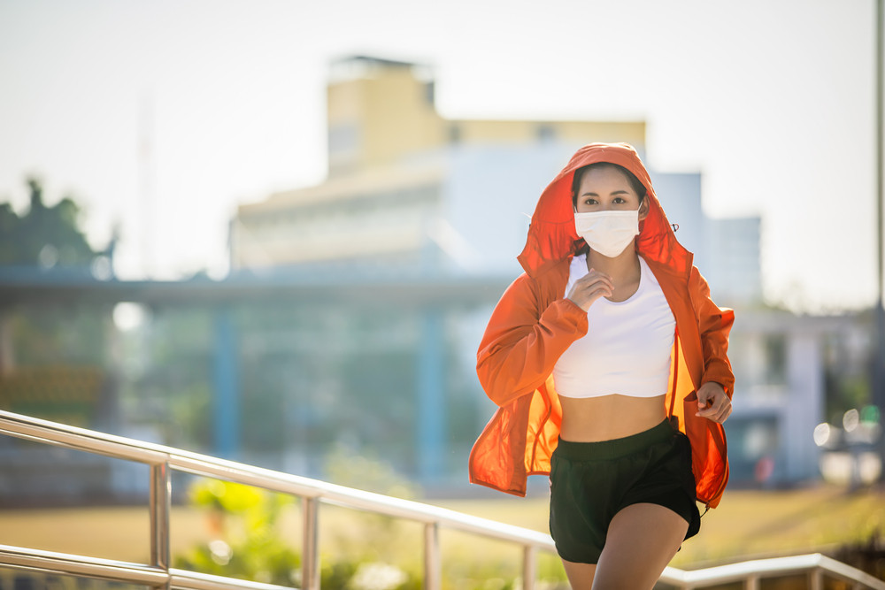 Mask designed to wear while exercising set to launch in July