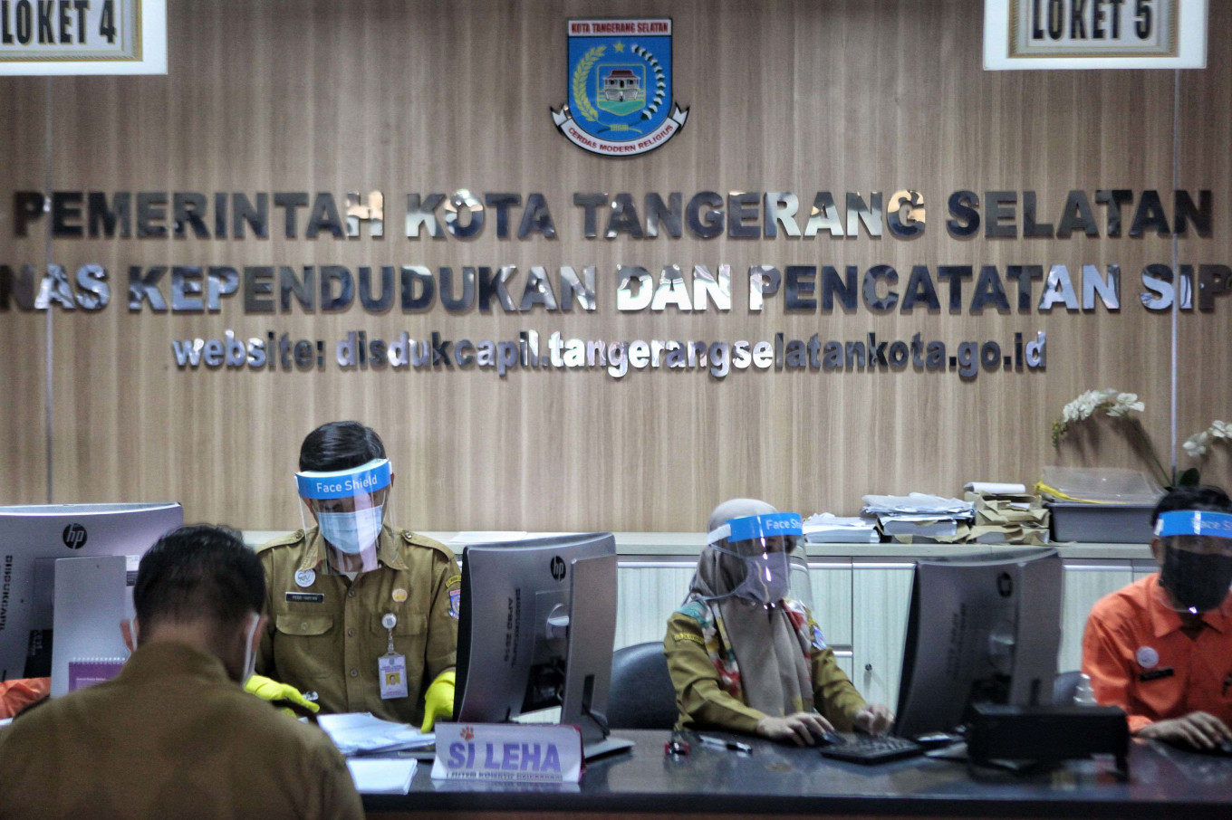 South Tangerang achieves 88 percent compliance rate with COVID-19 protocols