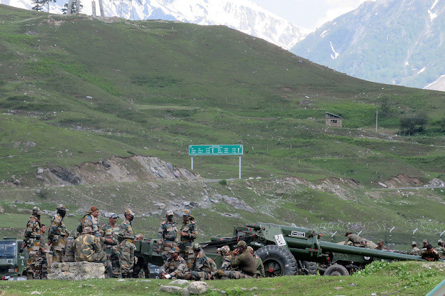 UN Urges Restraint Along India-China Border