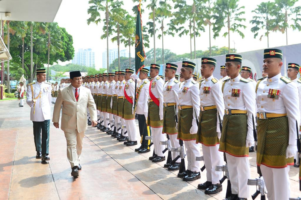 Indonesia, Malaysia committed to deepening defense ties