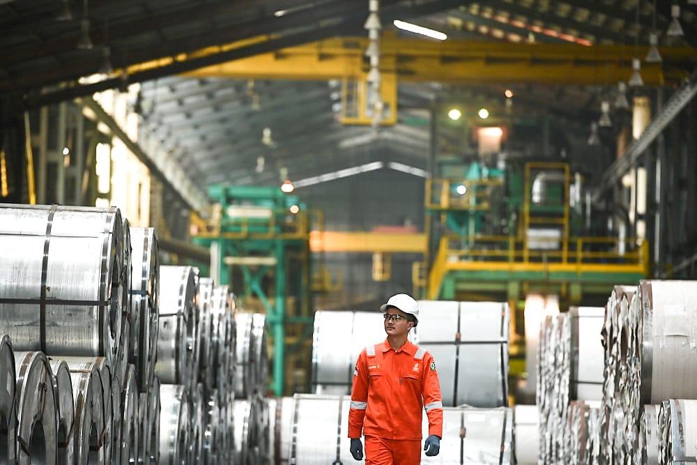 Pertamina enlists Krakatau Steel as supplier for Rokan Block