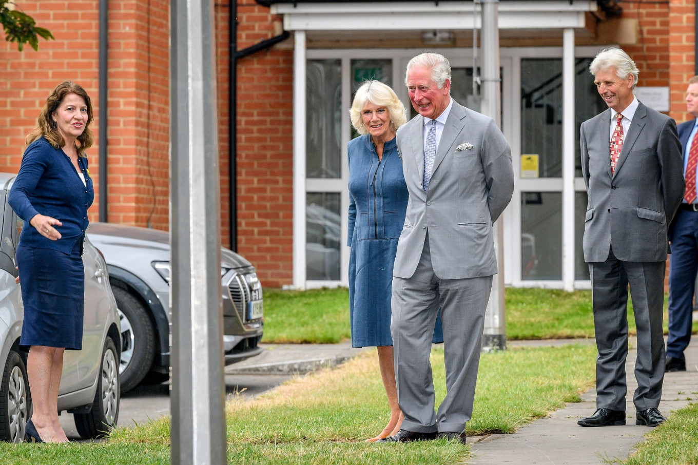 Prince Charles's sense of smell and taste still not back