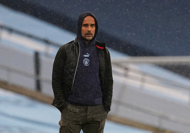 White people should apologise for racism, says Pep Guardiola