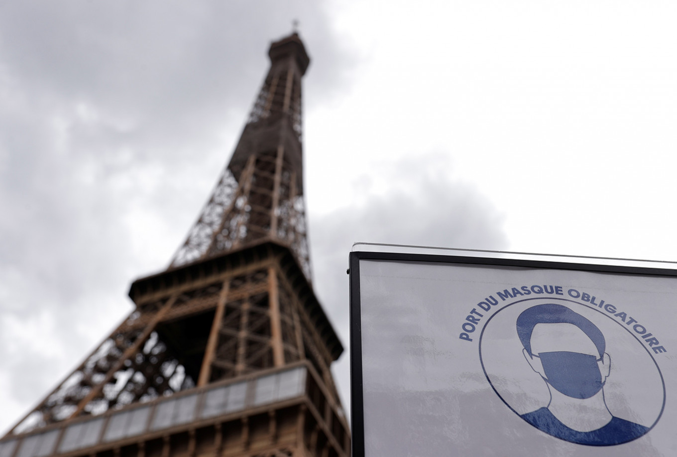 France will require face masks indoors as virus picks up
