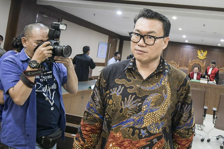 Former Perum Perindo boss gets 4.5 years' imprisonment in fish import bribery case