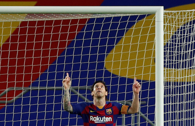 'Thousands have tried'. Bayern ponder how to stop Messi