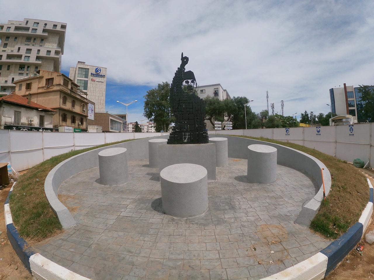 Sukarno monument to grace Algiers' city center