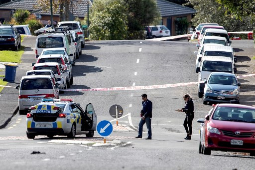 New Zealand cop dies in 'devastating' shooting: PM