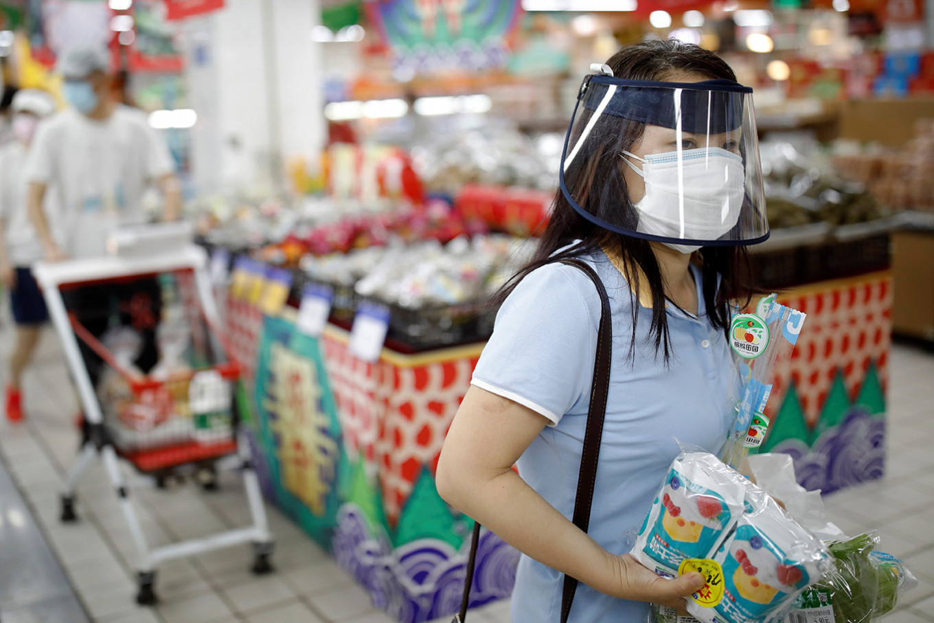 China Is First Economy to Return to Growth in Coronavirus Pandemic