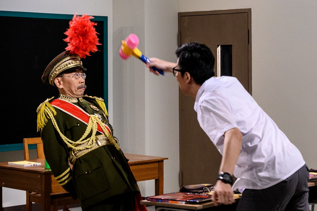 Curtain falls on Hong Kong's oldest satirical TV show