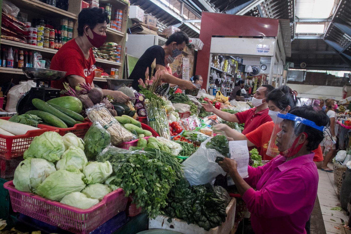 Indonesia's inflation hits record 20-year low in August amid declining purchasing power
