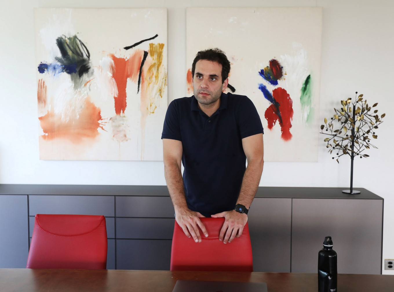 Lebanese film director keeps faith after COVID-19 dashes Cannes dreams
