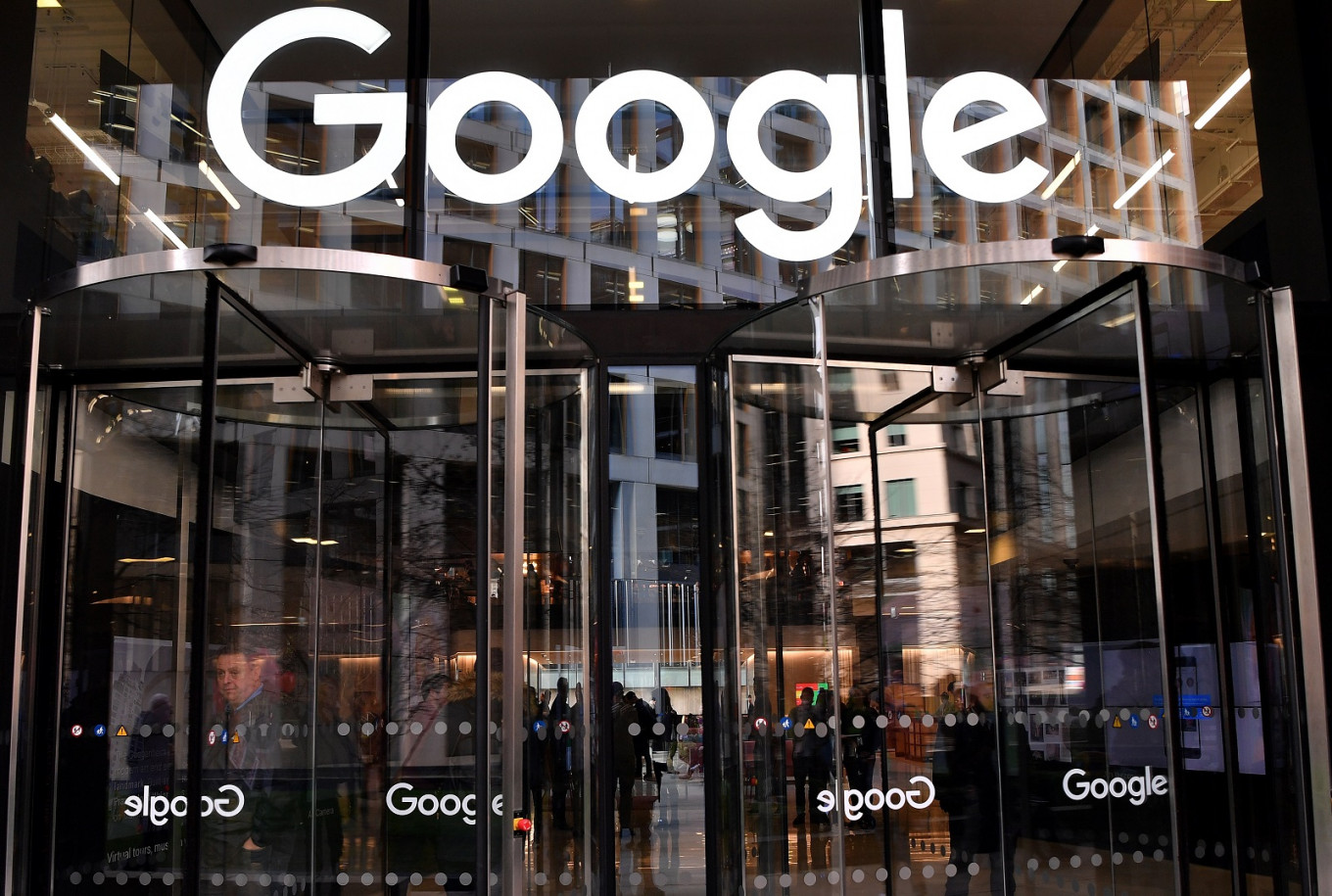 Google loses appeal against 50-million-euro French fine