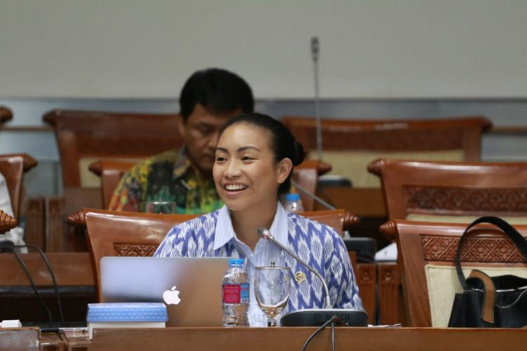 PDI-P recommends Prabowo's niece for South Tangerang mayoral race